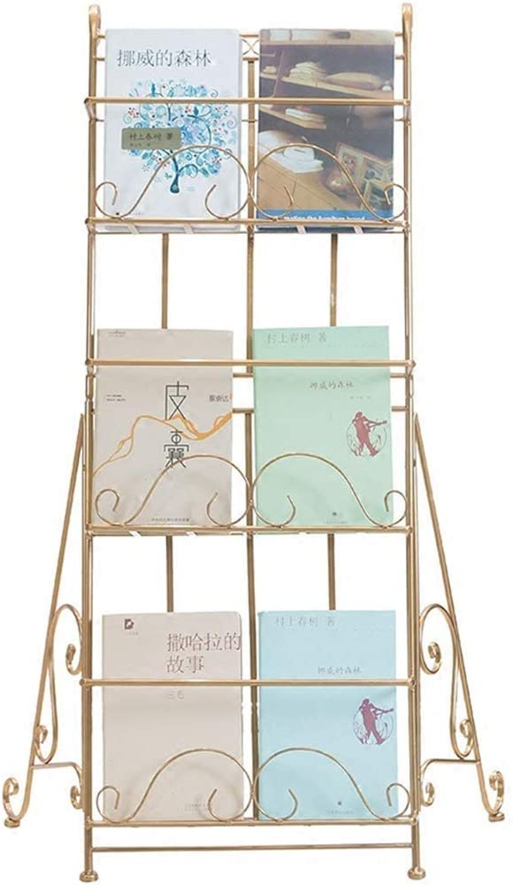 WQF Rack Magazine Creative Stora Gold Ranking TOP14 National products on