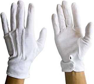 LEZAX(レザックス) JOYFIT 綿セーム手袋 白 601