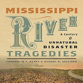 Mississippi River Tragedies audiobook cover art