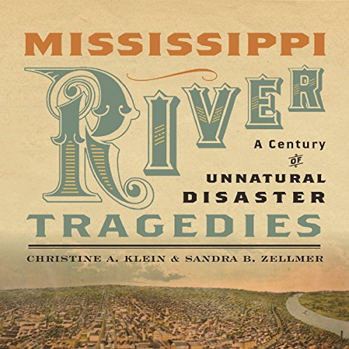 Couverture de Mississippi River Tragedies