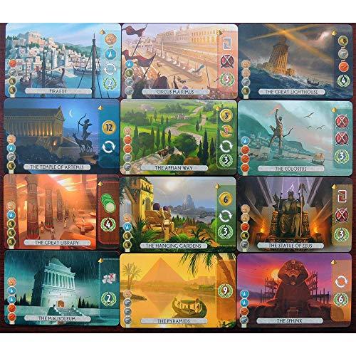 7 Wonders duel - Asmodee - Jeu de...