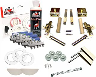 Game Room Guys 2004 Stern Nascar Pinball White Premium Maintenance Kit