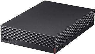 BUFFALO USB3.1(Gen.1)対応 みまもり合図 for AV対応 外付けHDD 1TB ブラック HD-LDS1.0U3-BA
