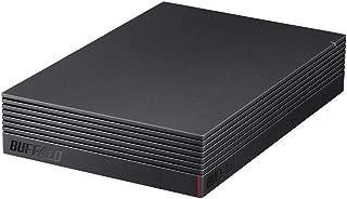 BUFFALO USB3.1(Gen.1)対応 みまもり合図 for AV対応 外付けHDD 2TB ブラック HD-LDS2.0U3-BA