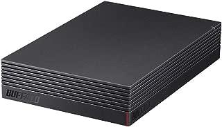 BUFFALO USB3.1(Gen.1)対応 みまもり合図 for AV対応 外付けHDD 4TB ブラック HD-LDS4.0U3-BA