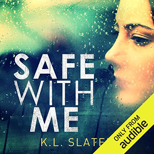 Safe with Me audiobook cover art