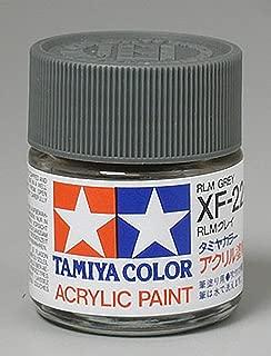 Tamiya Large Acrylic Paint XF-22 RLM Grey