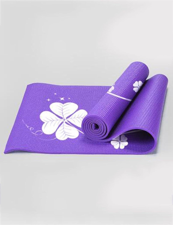 KYCD Sport und Fitness Professionelle Yoga-Decke, Rutschfeste Trainingsmatte Fitness-Matte (Farbe   C)