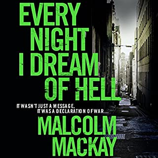 Every Night I Dream of Hell cover art