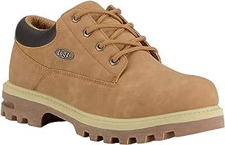 Lugz Men's Empire Lo WR Oxford Boot Autumn Wheat/bark/Cream/Gum 12 D US