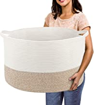 RUNKA Extra Large Storage Basket 22