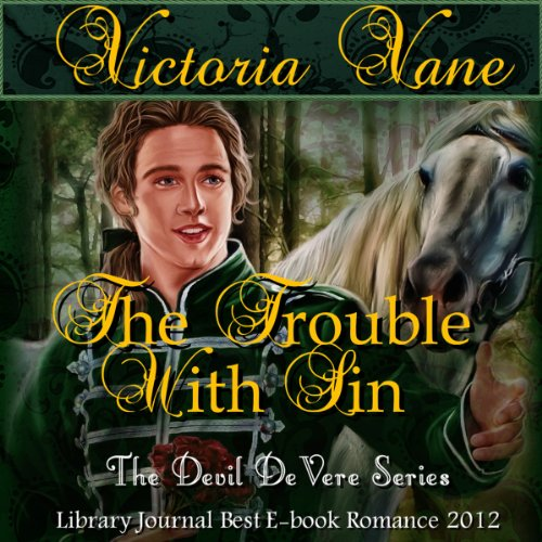The Trouble With Sin audiobook cover art