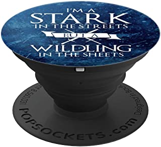Brave New Look Starks & Wildlings PopSockets Stand for Smartphones and Tablets - PopSockets Grip and Stand for Phones and Tablets