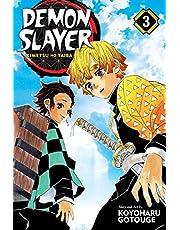 Demon Slayer: Kimetsu no Yaiba, Vol. 3 (3)