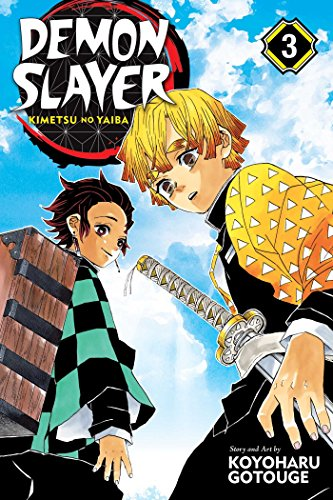 Demon Slayer: Kimetsu no Yaiba, Vol. 3: Believe in Yourself (Volume 3)