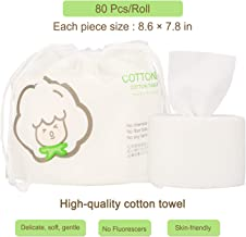 one time use face towel