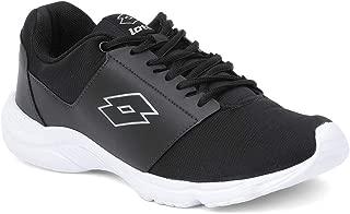 Lotto Men's Santino II Black Shoes 9