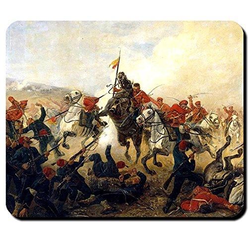 Pesado Caballería Ruso Caballería contra Turco Infantería pesado Caballería Batalla Históricos
