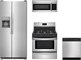 Frigidaire 4-Piece Kit Appliance Package with FFSS2615TS 36