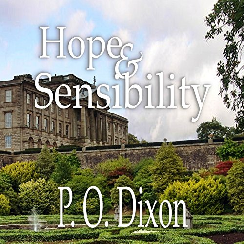 Hope and Sensibility audiobook cover art