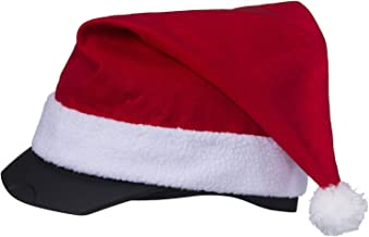 JTI Santa Helmet/Hat Cover Red OSFM