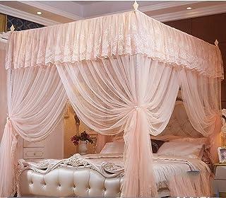 Sasonco Moustiquaire Moustiquaire pour baldaquin Moustiquaire Moustiquaire Rideau de lit Rideau de lit avec suspensions Sac de voyage pour lits de king