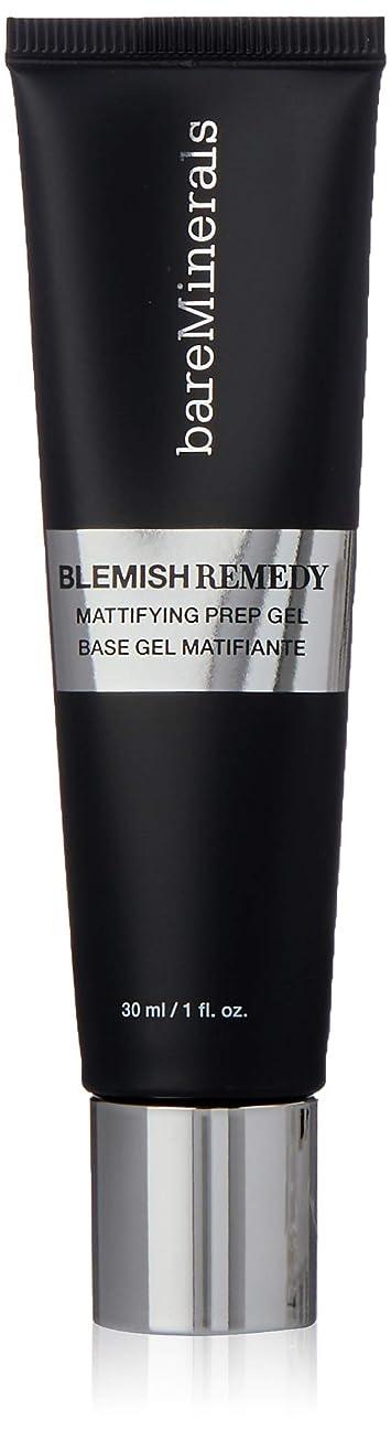 改善チューブ広告するベアミネラル BareMinerals Blemish Remedy Mattifying Prep Gel (Primer) 30ml/1oz並行輸入品