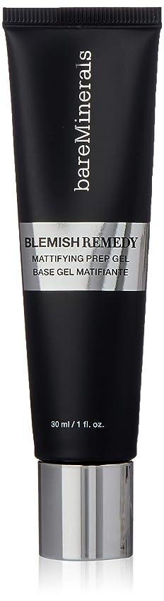 環境保護主義者メモステーキベアミネラル BareMinerals Blemish Remedy Mattifying Prep Gel (Primer) 30ml/1oz並行輸入品