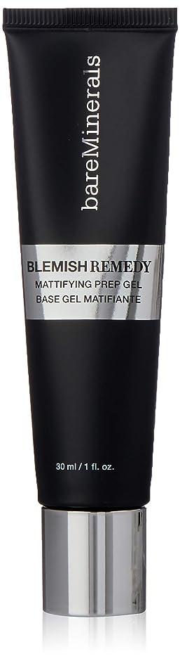 気球アーサー延ばすベアミネラル BareMinerals Blemish Remedy Mattifying Prep Gel (Primer) 30ml/1oz並行輸入品