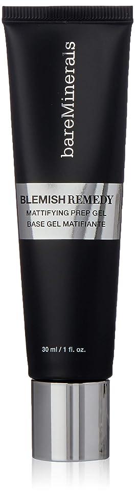 抗議関係ない自動ベアミネラル BareMinerals Blemish Remedy Mattifying Prep Gel (Primer) 30ml/1oz並行輸入品
