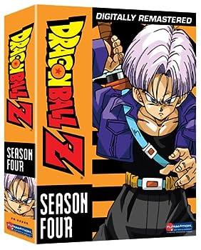 Dragon Ball Z - Season 4  Garlic Jr Trunks and Android Sagas