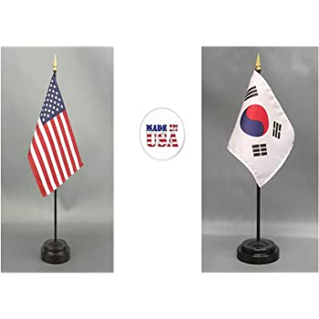 Costa Rica Waving Hand Table Flag 12 Pack Decoration National Country