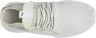 Puma Unisex's Tsugi Netfit V2 Evoknit Whisper White-Pu Sneakers