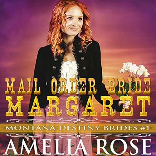 Mail Order Bride Margaret cover art