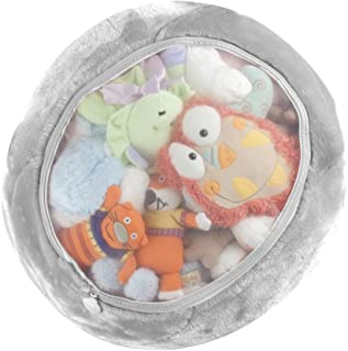 Boon Stuffed Animal Storage Bag, Gray