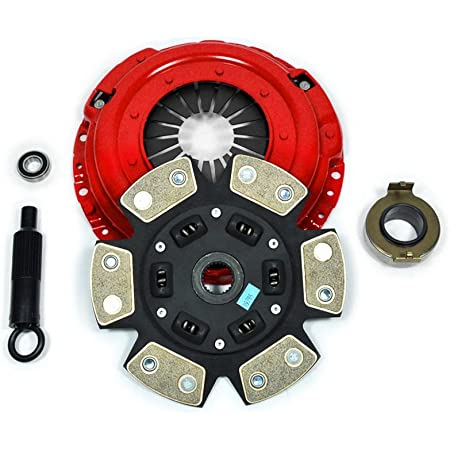 92-01 Honda Prelude F22 F23 H22 H23 ClutchMaxPRO Performance Stage 2 Clutch Kit Compatible with 97-99 Acura CL 90-02 Honda Accord