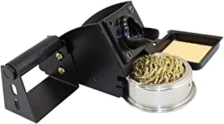 Soldering Iron Holder with Reel, Sponge and Wire Tip Cleaner (CSI2663)