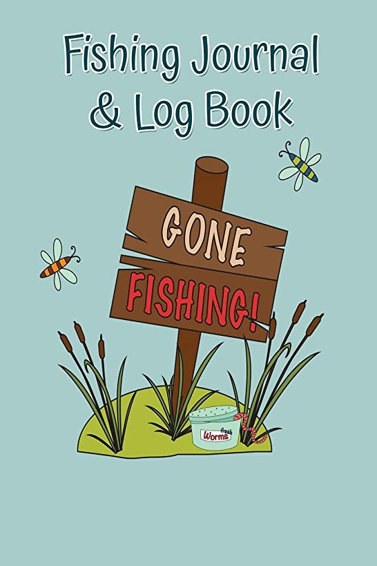 Fishing Journal & Log Book: Track Your Fishing Adventures