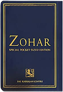 The Holy Zohar:Parashat Pinchas(Pocket Size) The Book of Avraham: A Book of Healing & Protection