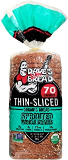 Dave's Killer Bread Thin Sliced Sprouted Whole Grain, 20.5 oz