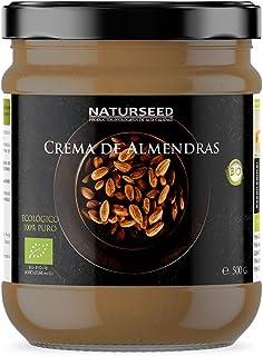 Crema de Almendras Integral 100% Natural Bio - Tostadas -