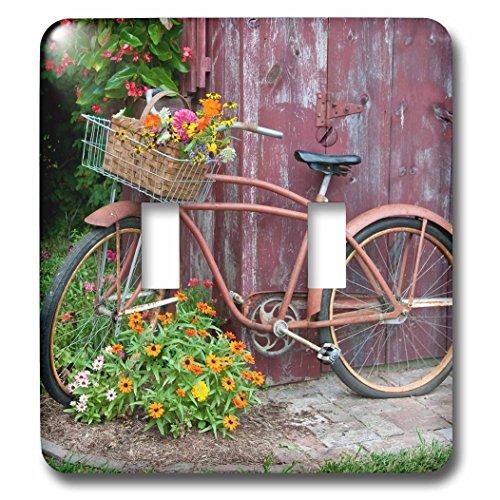 cesta vintage fabricante 3dRose