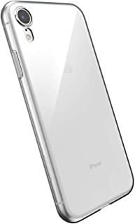 Speck Slim Clear iPhone XR Case, Single Layer, Clear