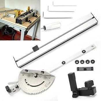 MINUS ONE Mitre Calibrador de 9,5 mm X 19 mm Router Tabla Gauge Saw para: Amazon.es: Bricolaje y herramientas