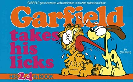 [(Garfield Takes His Licks Volume 24)] [By (author) Jim Davis] published on (March, 2006)