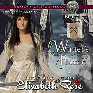 Winter's Flame audiobook cover art