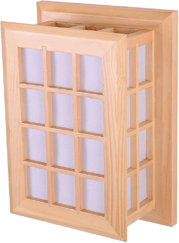 Hines Einfache moderne hlzerne led massivholz wandleuchte im japanischen stil nordischen kreativen quartet balkon gang schlafzimmer nachttischlampe holz polymer wandleuchte wandleuchte e27