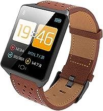 PREtty-2 Men Bluetooth Watches Women Health Bracelet Wristwatch Blood Pressure Heart Rate Monitor