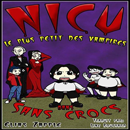 Nicu - le plus petit des vampires dans Sans crocs cover art