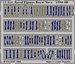 Eduard Photoetch 1:350 - Naval Figures Royal Navy S.A. 1/350 3 - EDP17514 by Eduard